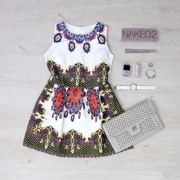 Makayla A-Line Dress