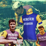 Maillot Poulidor Mercier tour de France