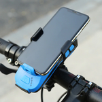 support smartphone vélo phare