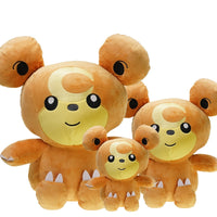 20cm 150g 35cm 450g 50cm 800g Teddiursa Ursaring Teddy Bear Pp Cotton Animals S Eevee Soft Doll Luma Toy
