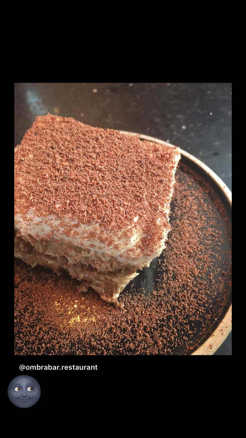 Tiramisù Portion