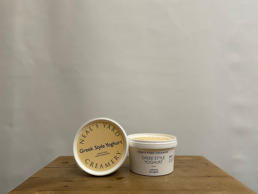 Greek Style Yoghurt by Neal's Yard