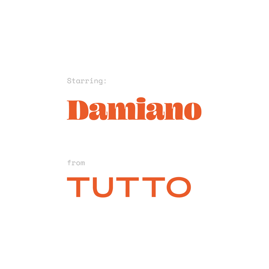 Wine Box selected by Damiano Fiamma of TUTTO WINES