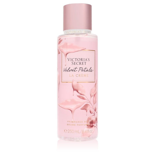 Victoria's Secret Velvet Petals La Creme by Victoria's Secret Fragrance Mist Spray 248 ml