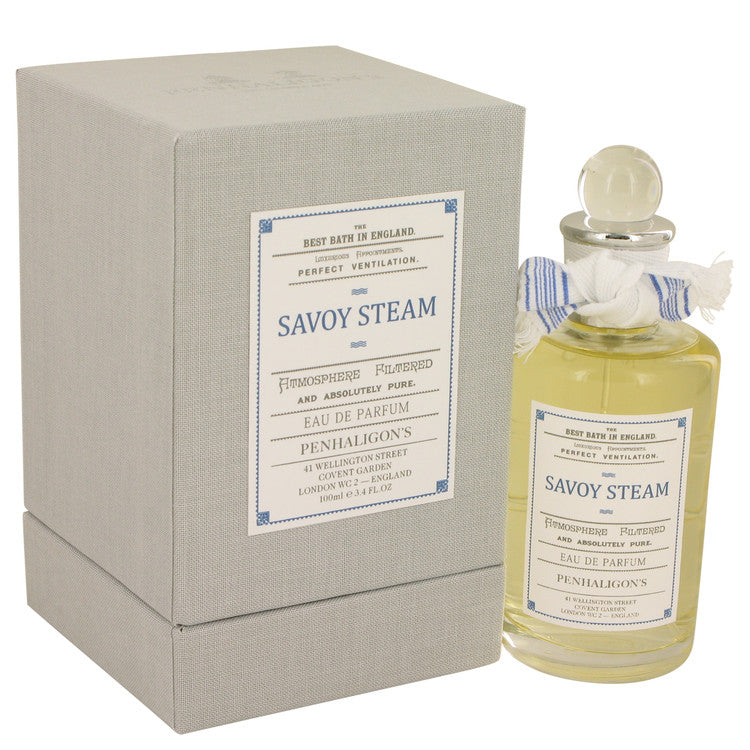 Savoy Steam by Penhaligon's Eau De Parfum Spray 100ml