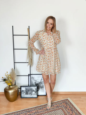 Simoné flower dress