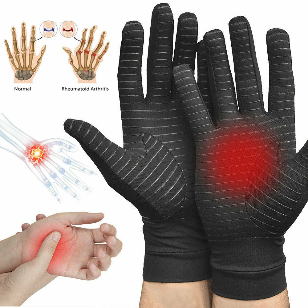 Health compression gloves