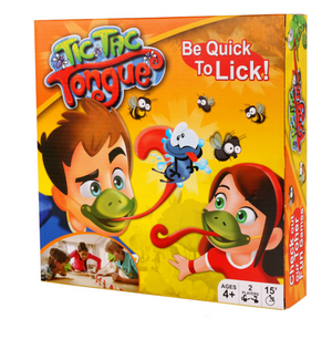 Quick tongue out new table games