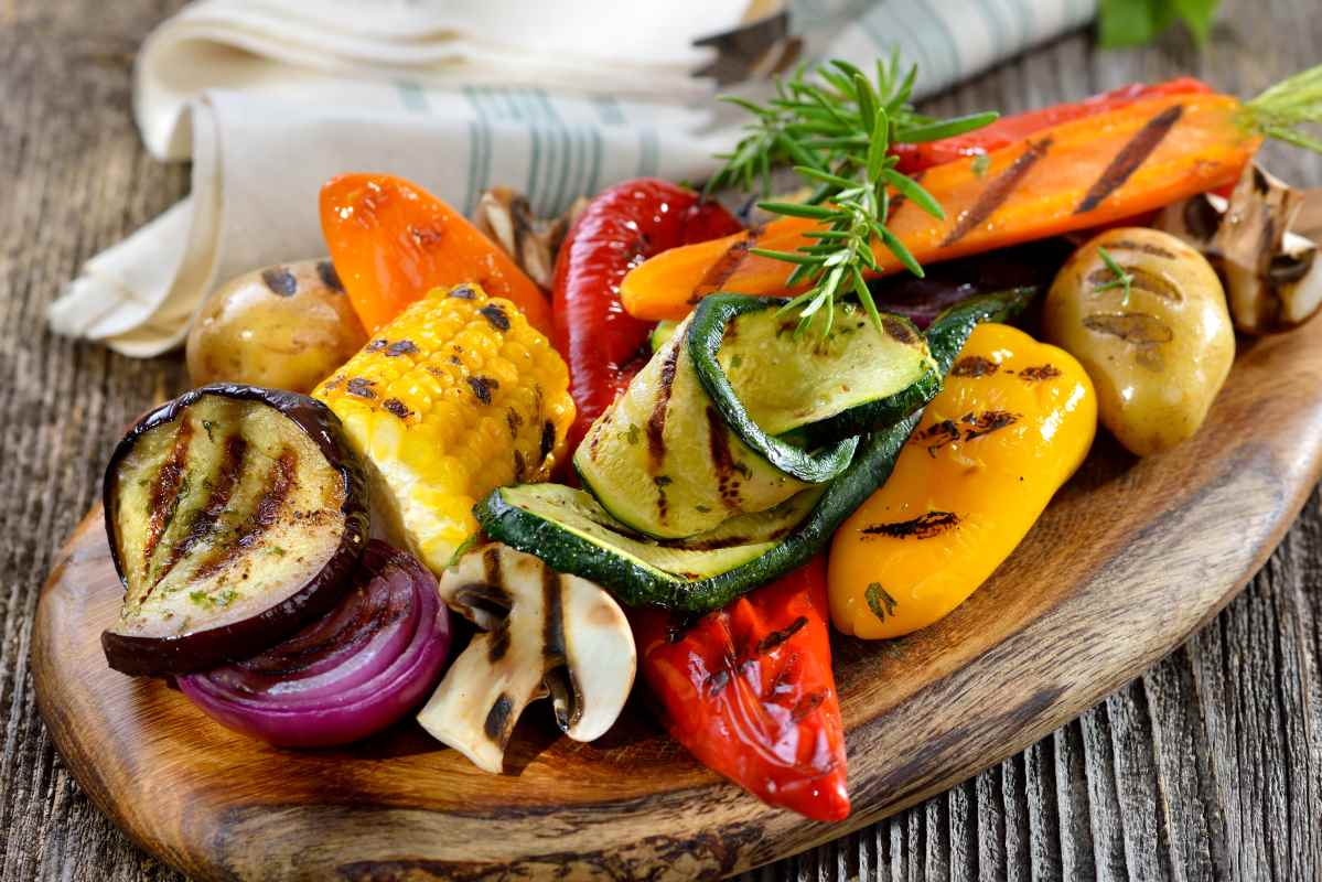 Recipe: Grilling while dieting