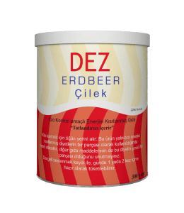 DEZ Diet Premium Strawberry Slimming Powder Shake