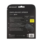 Dunlop Explosive Speed 200m Reel