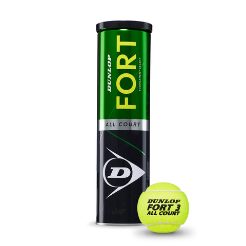 Dunlop Fort All Court (TS) 4 Ball