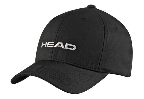 HEAD Promo Cap Black