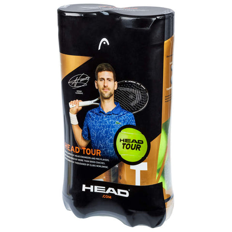 HEAD Tour 4 Ball Double Pack
