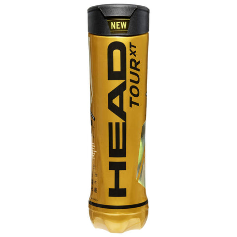 HEAD Tour XT 4 Ball Tube