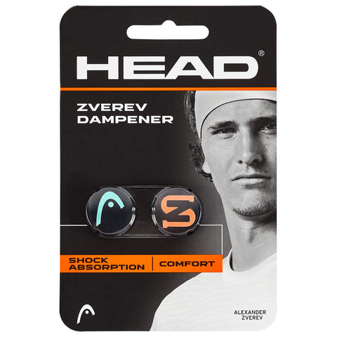 HEAD Zverev Dampener (Twin Pack)