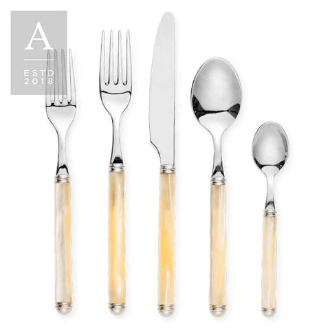 IDIS CHAMPAGNE PEARL FLATWARE COLLECTION