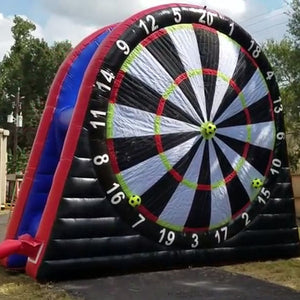 Free Shipping, Inflatable Soccer Darts, Football Darts,Football Dart Game For Sale