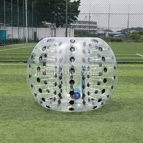 Coolest Black Dot 1.5m Buy Soccer Bumper Balls, Best Choice for Indoor Outdoor Games