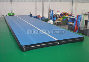 Free shipping, 6*2m inflatable air track for home use,air track tumbling