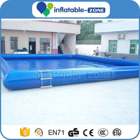 inflatable pool for baby,ce inflatable water pool,hot water pool in yellow