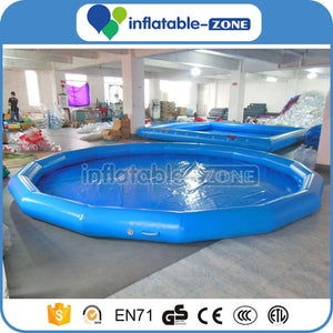 jumbo inflatable pool,play water balls pool,pool inflatables park