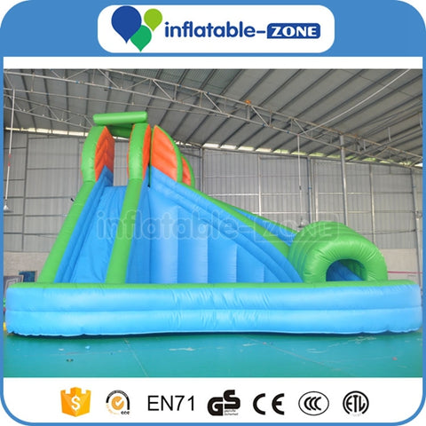 football inflatable slide,inflatable colorful slide,inflatable pvc pool slide