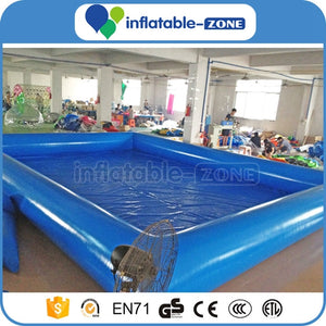 inflatable swimming pool big,portable kids big water pool,water park swimming big pool