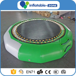 Cheap inflatable water trampoline for sale inflatable trampoline rental Inflatable Zone TM