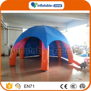 Excellent quality inflatable tent-durable inflatable clear bubble tent-dome tent for sale Inflatable Zone TM