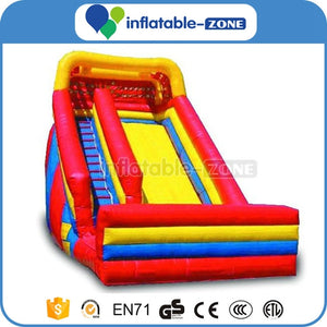 inflatable slide for park,monster inflatable slides,dry-wet inflatable slides