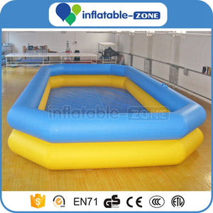 120cm inflatable water pool,custom inflatable toys pool,rectangular inflatable pool
