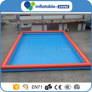 inflatable kids swim pool,inflatable lake pool park,kids mini inflatable pool