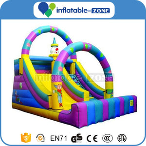 shark inflatable slides,minion inflatable slide,epypt inflatable slides