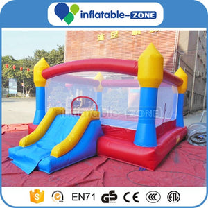 inflatable castle with slide,inflatable castle for jumper,commercial inflatable castle