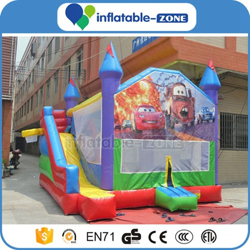 inflatable jumping castle bouncer hourse,popular commercial bounce houses for sale,safety inflatable jumping castle for sale