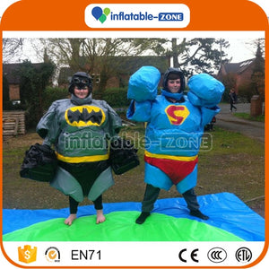 Inflatable sports games- sumo suits sumo wrestling Inflatable Zone TM