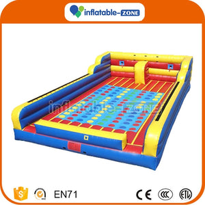 Inflatable twister game, inflatable sports game Inflatable Zone TM