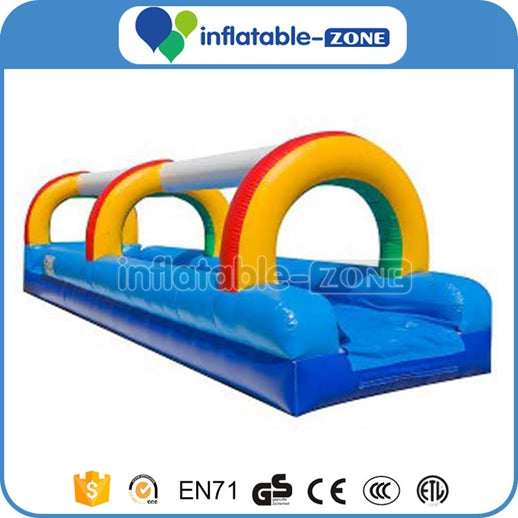 Inflatable water game inflatable adult water slip n slide Inflatable Zone TM
