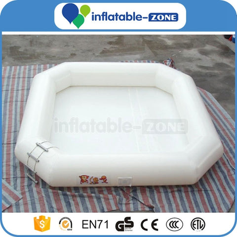 inflatable kids dog pool,water pool for zorb ball,big inflatable water pool