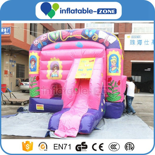 fun jump inflatables,pvc inflatable combo,cheap jumping castle