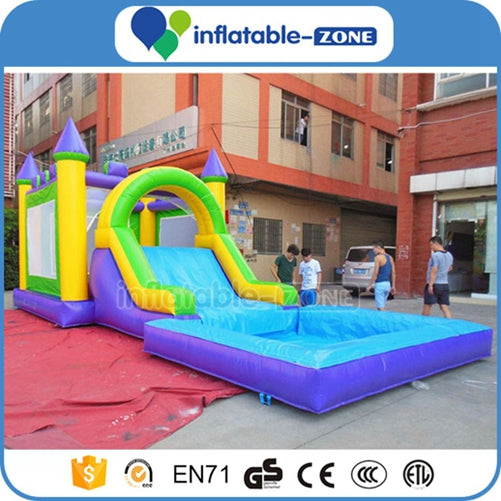 combo inflatable,bouncy inflatable,inflatable jumper