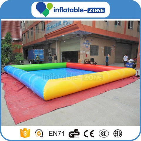 swim large inflatable pool,giant inflatable ball pool,swimming pools inflatables