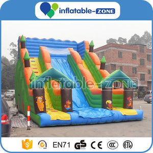 inflatable slide on sale,octopus inflatable slide,everest inflatable slide