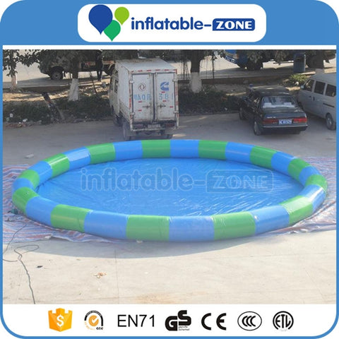 customize water pool,blue inflatable pool,inflatable blue pool