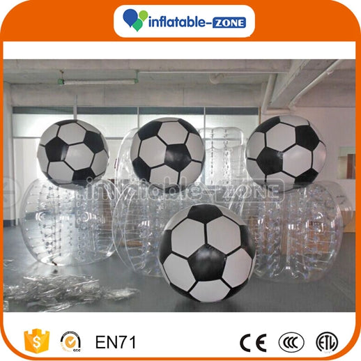 Popular Inflatable Big Ball Kids Inflatable Soccer Ball Inflatable Zone TM