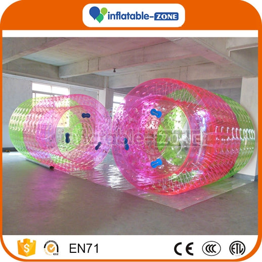 Professional water roller hot selling 2016 inflatable water roller Inflatable Zone TM