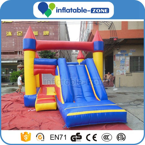 inflatable bouncer with safty net,palace inflatable jumping bouncer,inflatable water slides wholesale