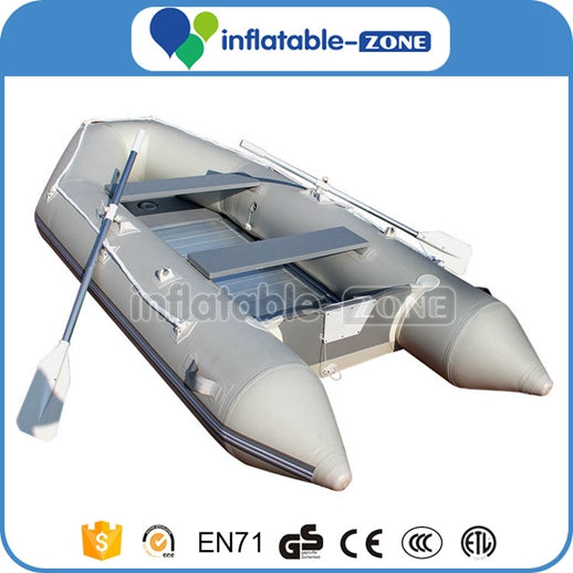 Commercial Inflatable Yacht Fishing Boat, water game Inflatable Zone TM