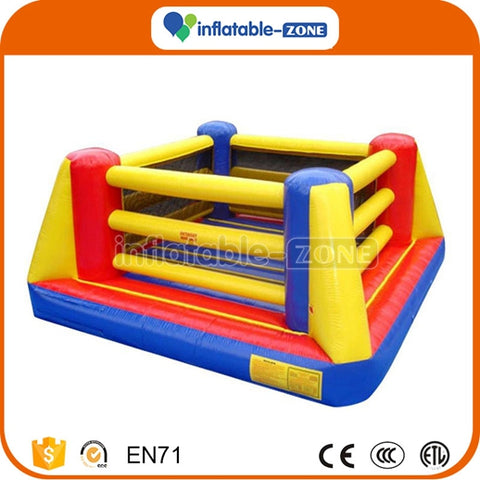 Inflatable fighting game inflatable jousting arena sports arena Inflatable Zone TM